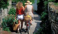 Bike rental in ker eden campsite