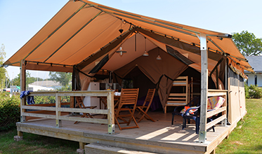 Location de Tente Lodge Camping Ker Eden