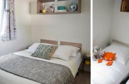 2 chambres cottage Sinago et Forban