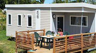 Cottage Forban avec terrasse couverte