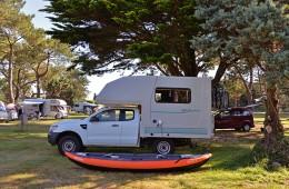Camping Ker Eden emplacements nature pour tente caravane et camping-car