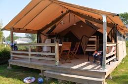 La Tente Lodge pour 5 personnes