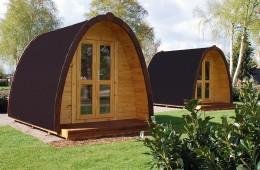 Pod cabane cocooning pour randonneur