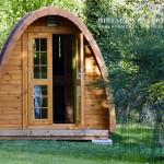 Pod au camping Ker Eden