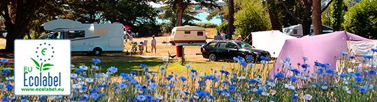 Camping Ker Eden Ecolabel Golfe du Morbihan