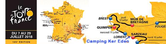 Tour de France en Bretagne du 10 au 14 Juillet