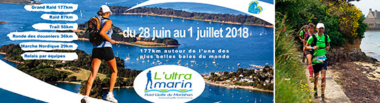 Ultra Marin Raid autour du Golfe du Morbihan