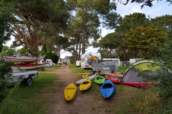camping ker eden golfe du morbihan activités nautiques