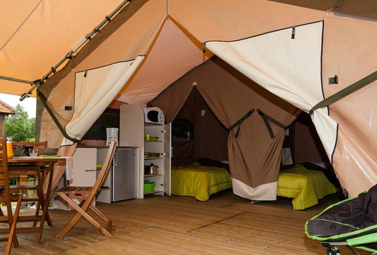 camping Ker Eden Golfe du morbihan