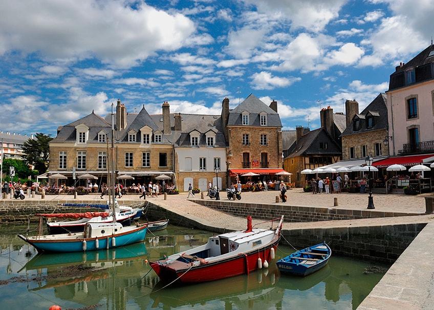 Port de Saint-Goustan Yannick le Gal