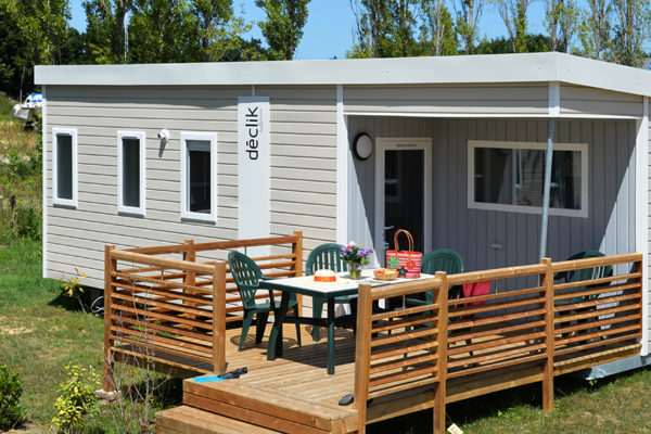 camping Ker eden du Golfe du Morbihan mobil home