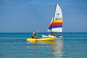 Activités nautiques Golfe du Morbihan