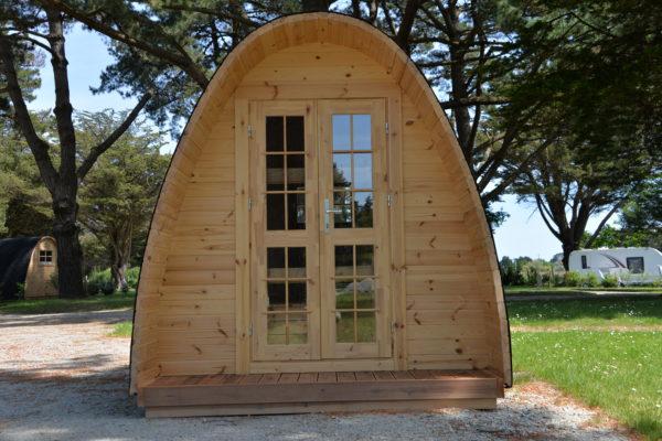Camping Ker Eden Golfe du Morbihan pod