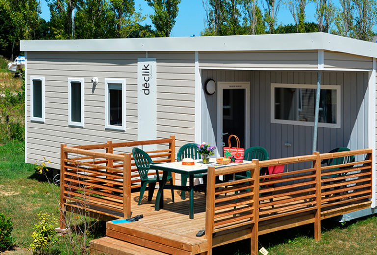 Mobil-home du camping Ker Eden