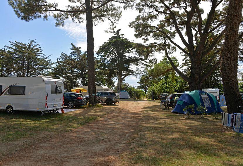 Camping Ker eden démarche écologique avec accès direct sur la plage