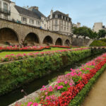 Jardins fleuris Vannes Golfe du Morbihan