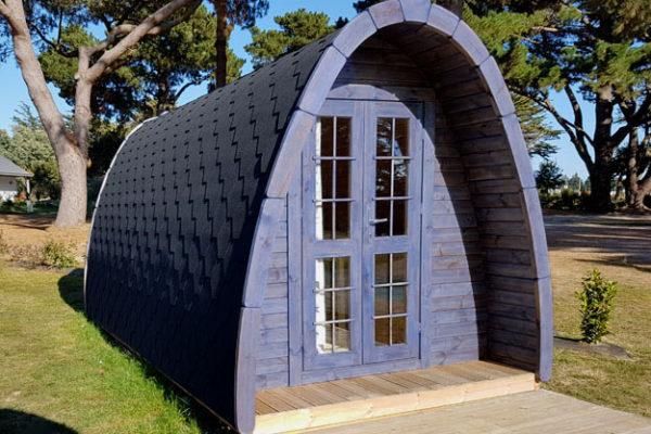 Location de pods au camping Ker Eden Golfe du Morbihan