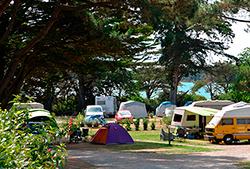 Camping Ker Eden Les Pieds dans l'eau