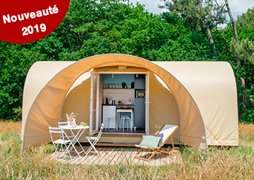 Location Coco Sweet au camping Ker Eden