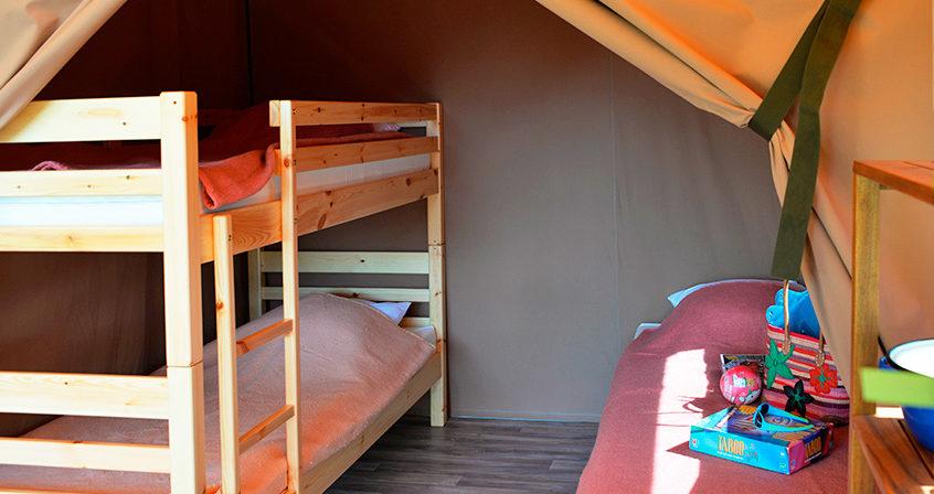 Tente Lodge Chambre enfants