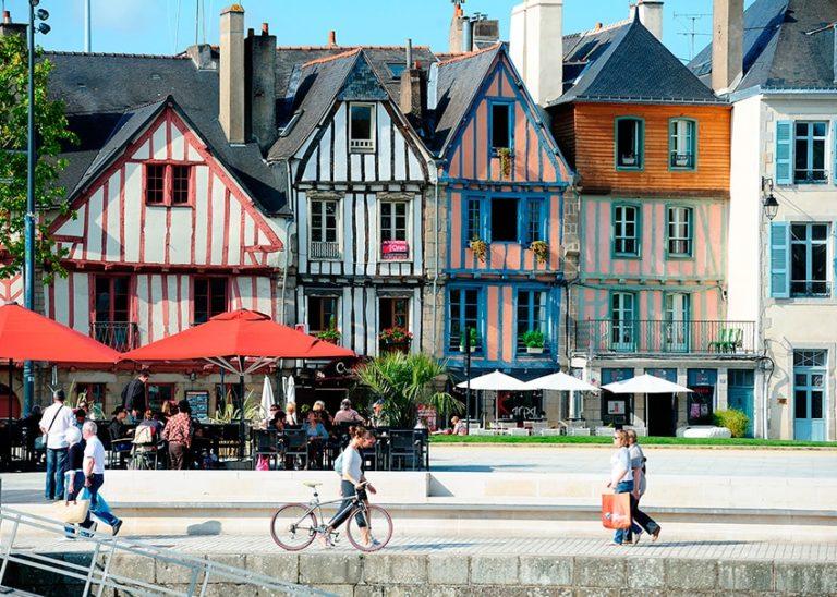 Le port de Vannes © Yannick Le Gal