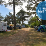 Ker Eden seafront campsite for may half term
