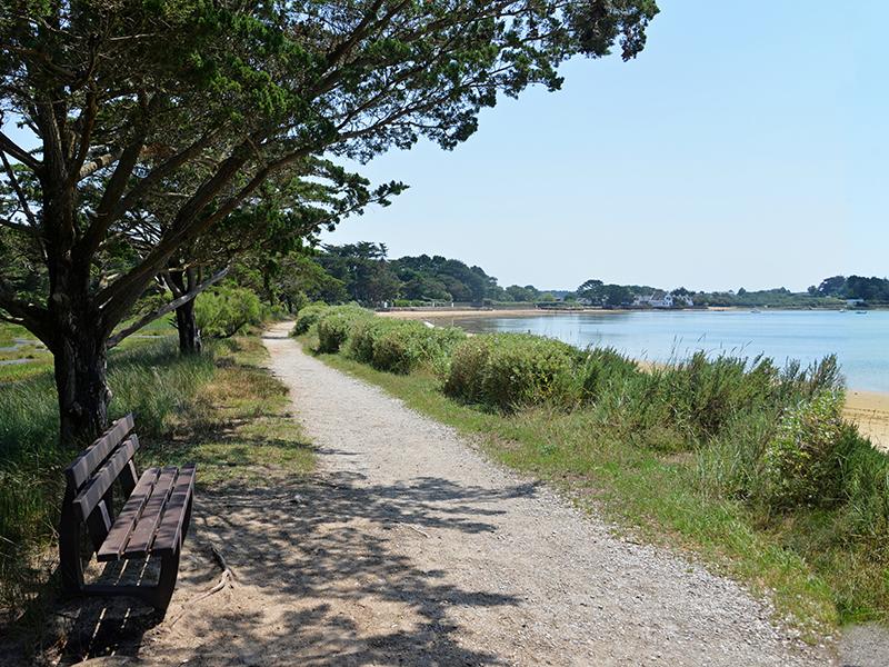Balade sur le sentier côtier