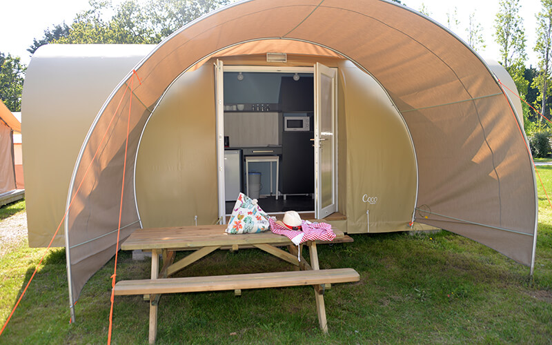 Coco Sweet au camping ker Eden
