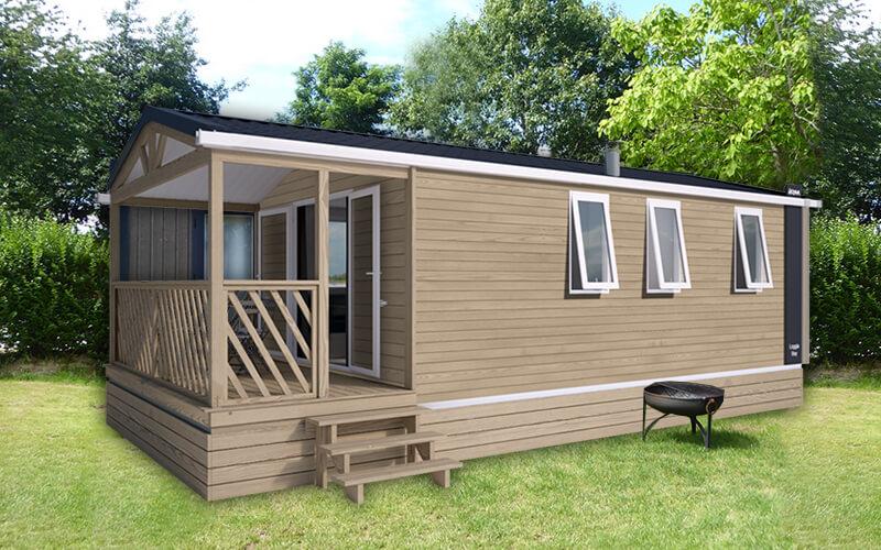 Nouveau cottage 2 chambres