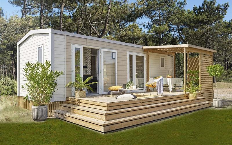 Nouveau cottage Grand Large Camping Ker Eden