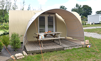 Coco Sweet au camping Ker Eden